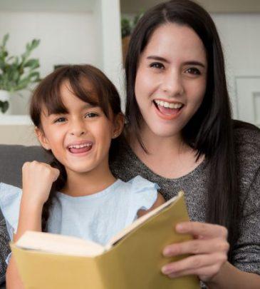 Domowa Nauka Czytania – Program Mentoringowy Dla Rodziców