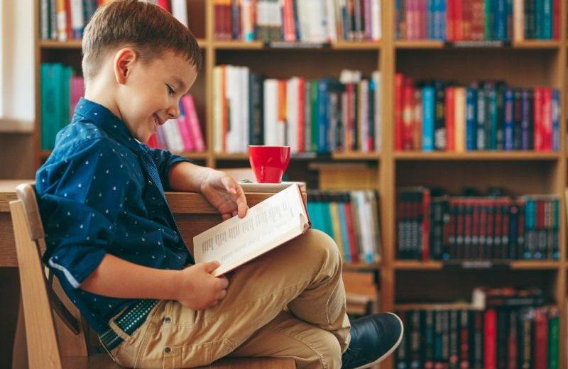 Nigdy nie dawaj dziecku książki, której sam byś nie przeczytał!